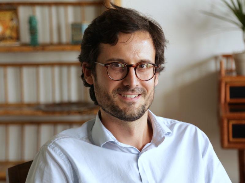 Vincent Moindrot sur Digital On Track