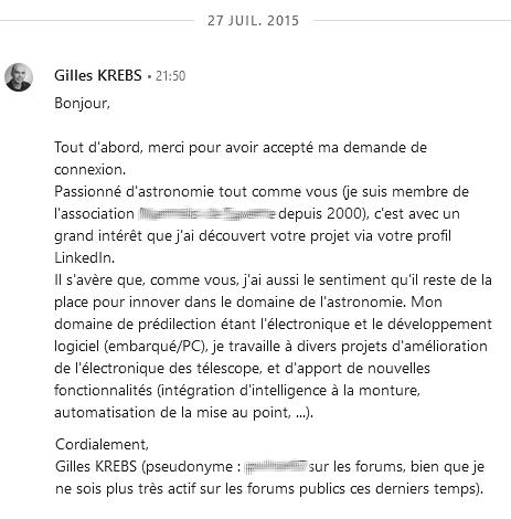 Gilles Krebs Vaonis